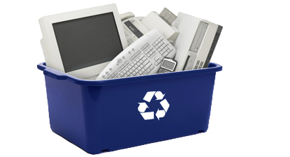 We recycle E-Waste